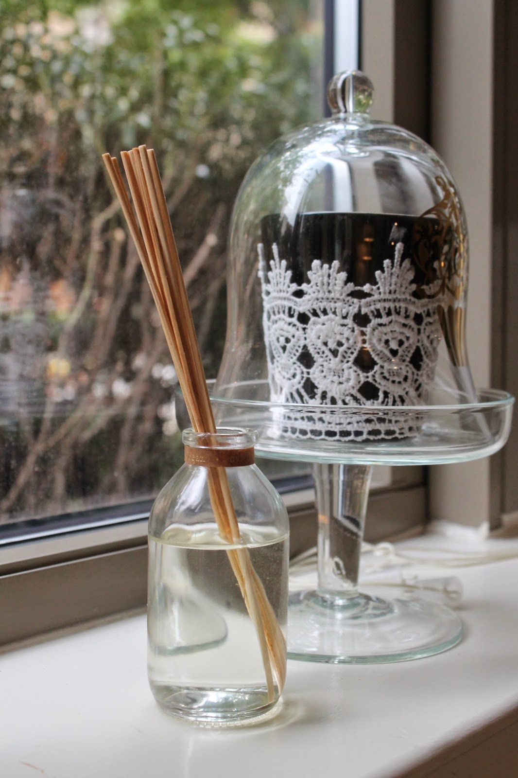 Glamista Home Product Review Pottery Barn Diffuser